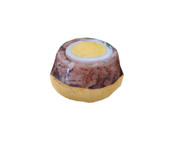 Мини-заливное на булочке