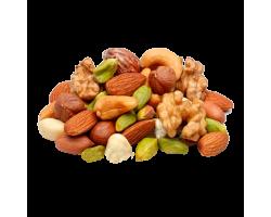 Ореховое ассорти /миндаль, фундук, кешью, арахис/