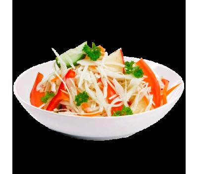 Салат из свежей капусты «Овощной»