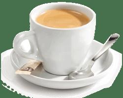 Кофе со сливками 0.2л