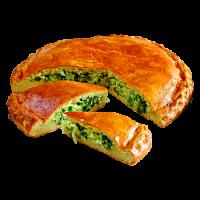 Пирог капустный