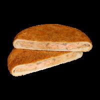 Пирог «Купеческий» (семга, горбуша)