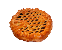 Пирог сладкий с повидлом