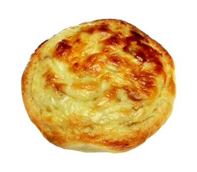 Ватрушка с картофелем