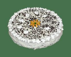 Торт «Нежность» (бисквит, сметана, сгущ. варен. молоко)