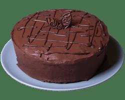 Торт «Прага» (бисквитные коржи, масляный крем)