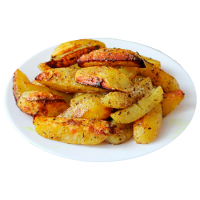 Картофель запеченый по-русски